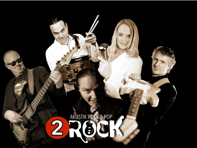 2 Rock – Akustik Rock und Pop at it´s best